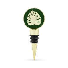 Monstera Leaf Bottle Stopper by Blush