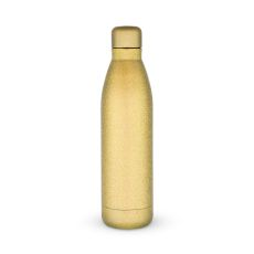 Comet: Gold Glitter Water Bottle by Blush