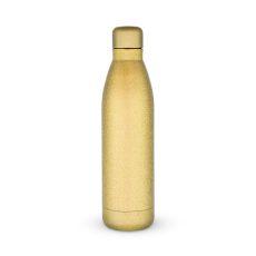 Comet: Gold Glitter Water Bottle by Blush