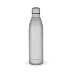 Comet: Silver Glitter Water Bottle by Blush