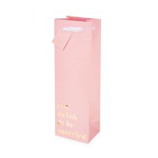 Eat, Drink and Be Married Single-Bottle Bag by Cakewalk