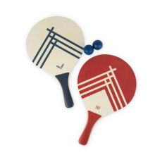 Beach Tennis Paddle Set by Foster & Rye
