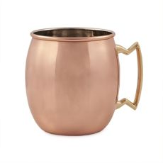 Moscow Mule: Copper Cocktail Mug, 2 Pack, by True