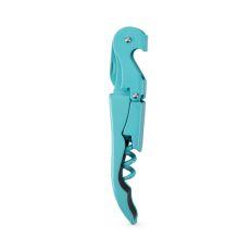 Truetap Double-Hinged Corkscrew in Full Blue