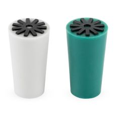 Starburst: Silicone Bottle Stoppers Set of 2 by True