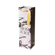 New Mom Juice Single-Bottle Wine Bag by Cakewalk