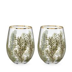 Woodland Stemless Wine Glass