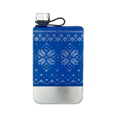 Nordic Knit Flask by Foster and Rye