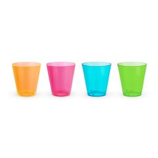 True Party: Assorted 2oz Neon Shot Glasses, set of 60, by Tr