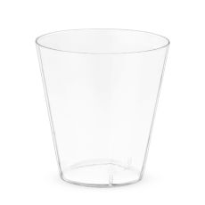 True Party: Plastic 2oz Shot Glasses, Set of 50 by True