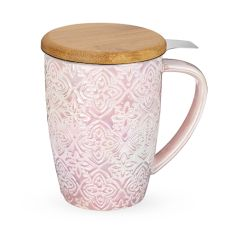 Bailey Marrakesh Ceramic Tea Mug & Infuser by Pinky Up