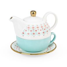 Addison Arabesque Tea for One Set by Pinky Up