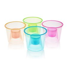 True Party: Neon Bomber Cups, Set of 20