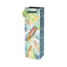 Corkatoo Corkscrew Single-bottle Wine Bag Bag by Cakewalk