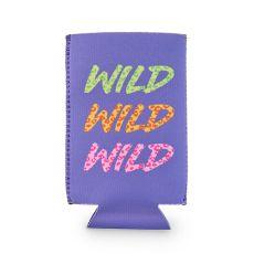 Wild Wild Wild Slim Can Sleeve by Blush
