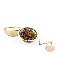 Charmed: Leopard Charm and Tea Ball by Pinky Up