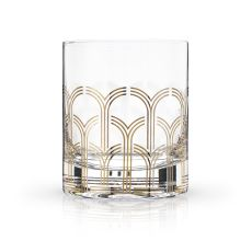 Hairpin Deco Tumbler by Viski