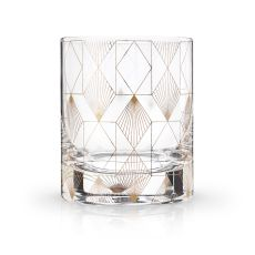 Metropolis Deco Tumblers (set of 4)