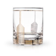 Empire Deco Tumbler by Viski