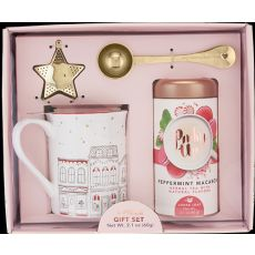 Holiday Infuser Mug, Scoop, Star & Tea Kit by Pinky Up