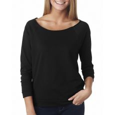NL 6951 French Terry 3/4 Sleeve Raglan L