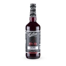 32 oz. Cherry Cocktail Syrup by Collins