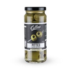 5.5oz. Pitted Olives