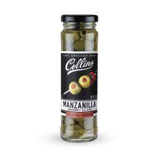 3oz. Manzanilla Martini Pimento Olives