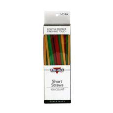Short Straws 100 pc