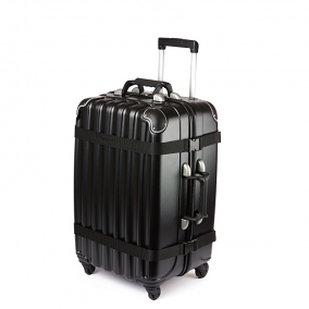 VinGardeValise Grande 05 Wine Luggage for Airplane Travel