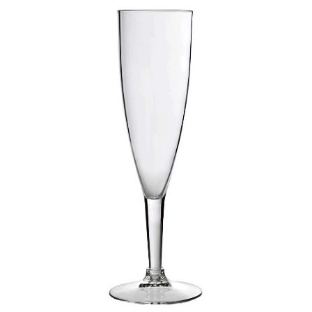 Acrylic Champagne Flutes (set of 60)