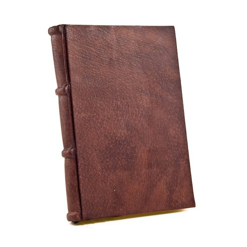 Italian Leather Address Book