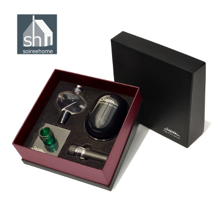 Soiree Signature Series Four Piece Aerator Gift Set