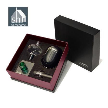 Soiree Signature Series Four Piece Aerator Gift Set