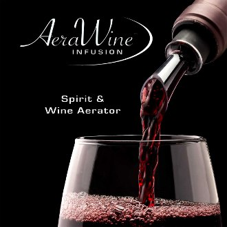 Aerawine Infusion Wine and Spirit Aerator