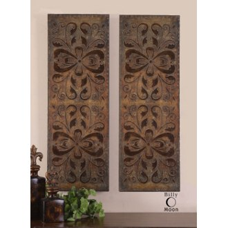 Uttermost Alexia Panels, Set of Two