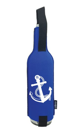 Anchor Neoprene Wine Bottle Koozie