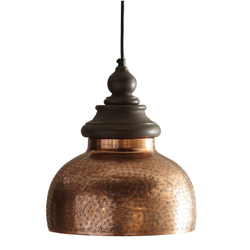 Antique Copper Pendant Lamp