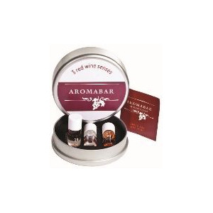 Aromabar Red Wine Scents Starter Set