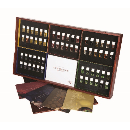 Aromabar Wine Scents Premium Essences Edition (60 Aromas Set)
