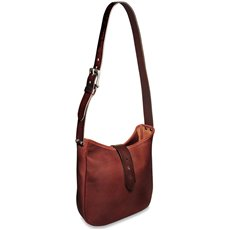 Belmont Open Top Hobo Bag