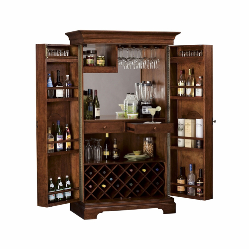 Howard Miller Barossa Valley Wine and Bar Cabinet