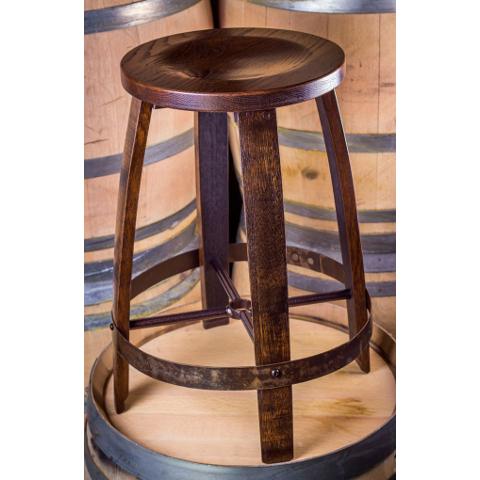 Barrel Ring Barrel Stool