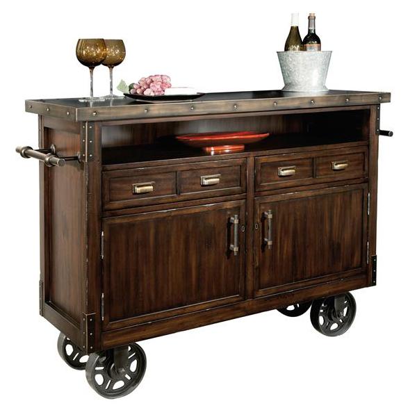 Howard Miller Barrows Wine & Bar Cabinet