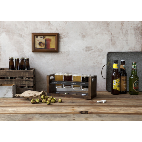 Acacia Craft Beer Flight Set