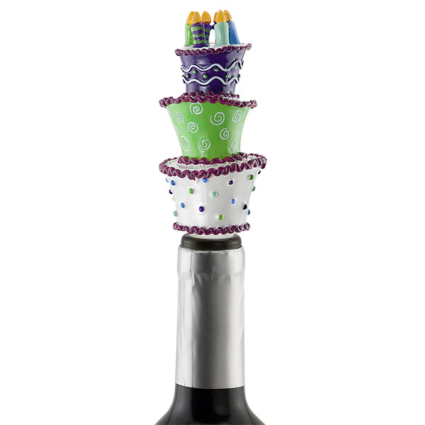 Birthday Surprise Bottle Stopper