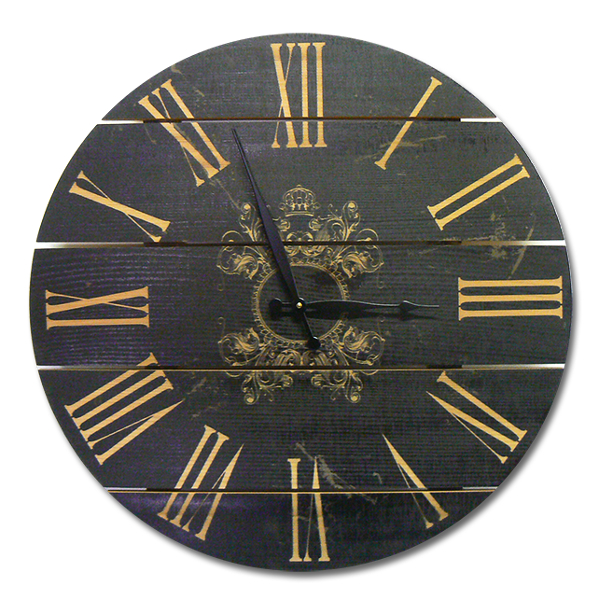 Gizaun Art French Country Clock