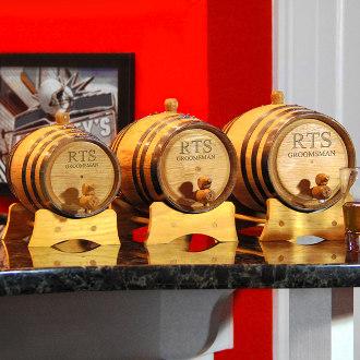 Bluegrass Whiskey Barrel 1 Liter