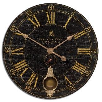 Uttermost Bond Street 30 Inch Clock