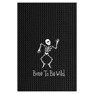 Bone to be Wild Kitchen Towel